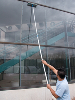 Class B Commercial Office Building Cleaning